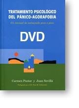 DVD Tratamiento Psicológico del Pánico-Agorafobia